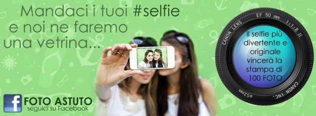 selfie-foto astuto