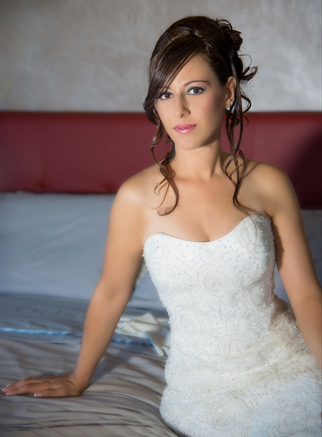 fotografia sposa grammichele